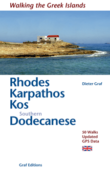Rhodes, Karpathos, Kos, Southern Dodecanese - Walking and swimming on Greek Islands