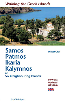 Samos, Patmos, Ikaria, Kalymnos & Six Neighbouring Islands - Passeggiare e nuotare nelle isole greche