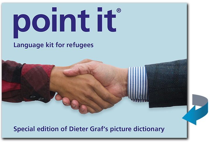 Point it - Language kit for refugees